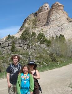 Crazy Horse Volksmarch, 2013