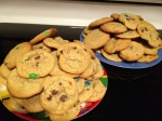 Chocolate Chip/M&M Cookies