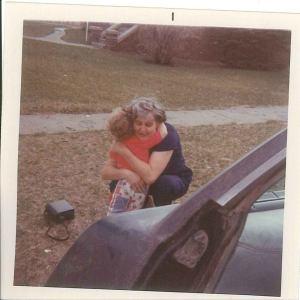 Hugs to you in Heaven, Grandma!