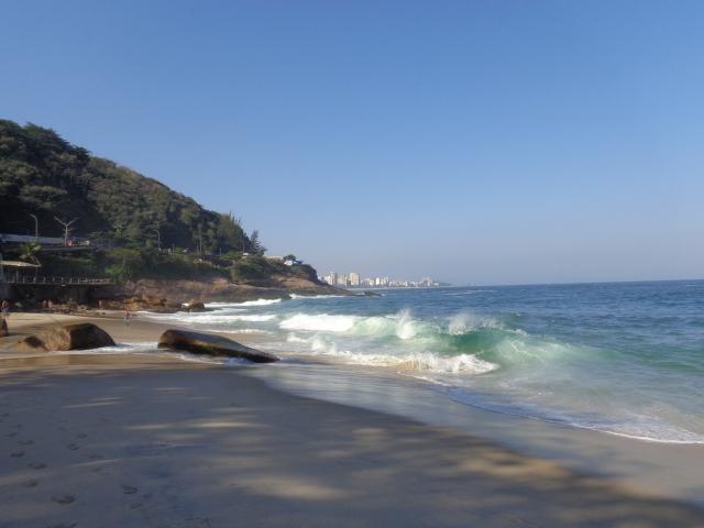 Beach near Rio Sheraton - Rio de Janeiro